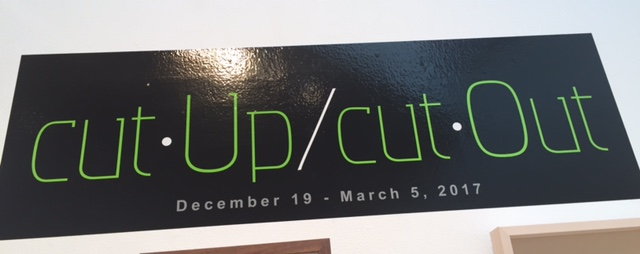 Cut Up/Cut Out at Bedford Gallery is can't-miss art