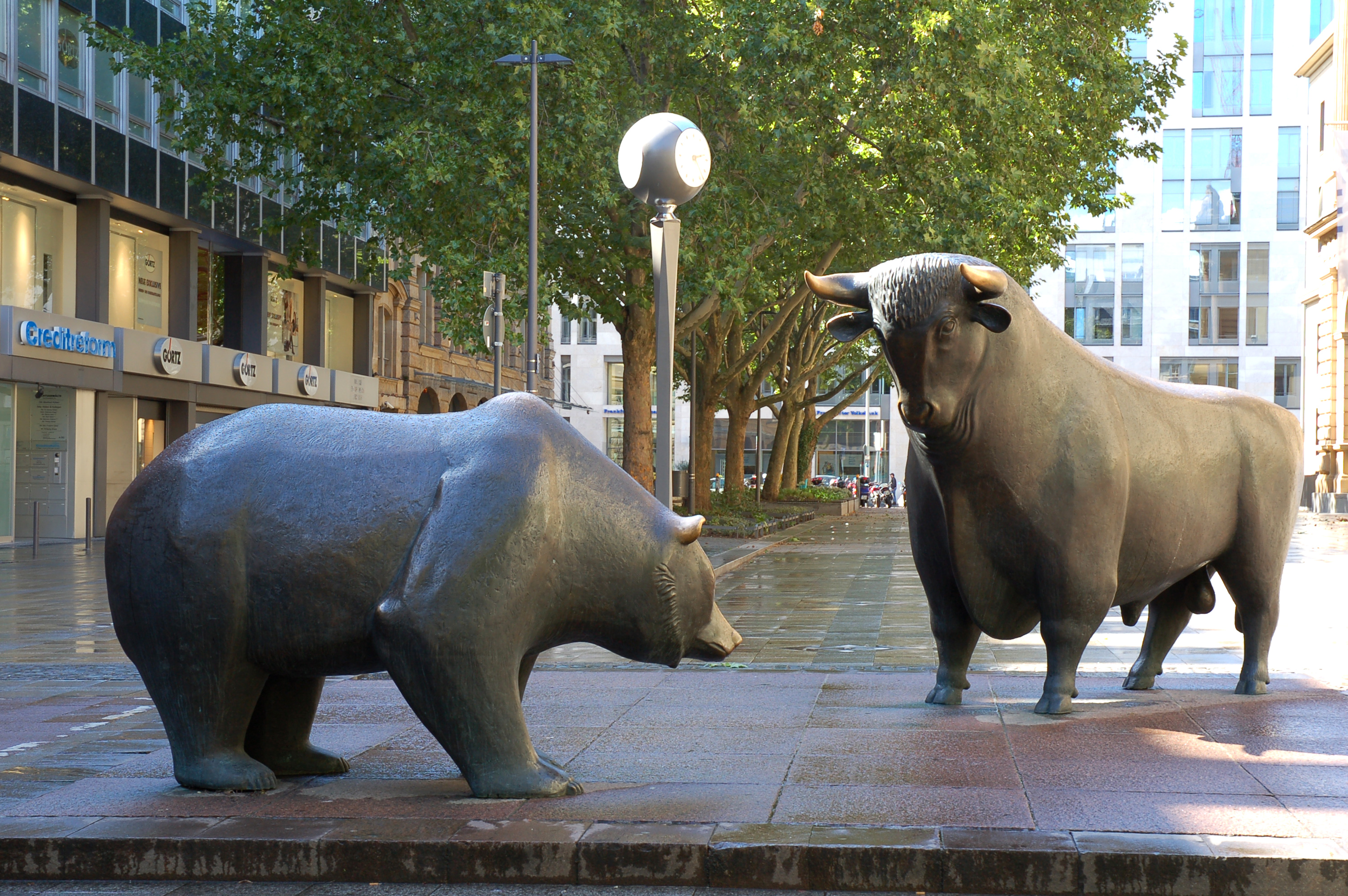 bear-and-bull-market