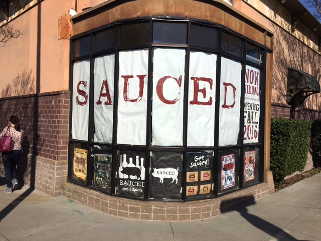 Sauced Opens in the old Pyramid Location