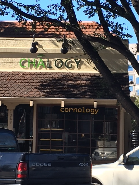 Cornology & Chaology on Locust St.