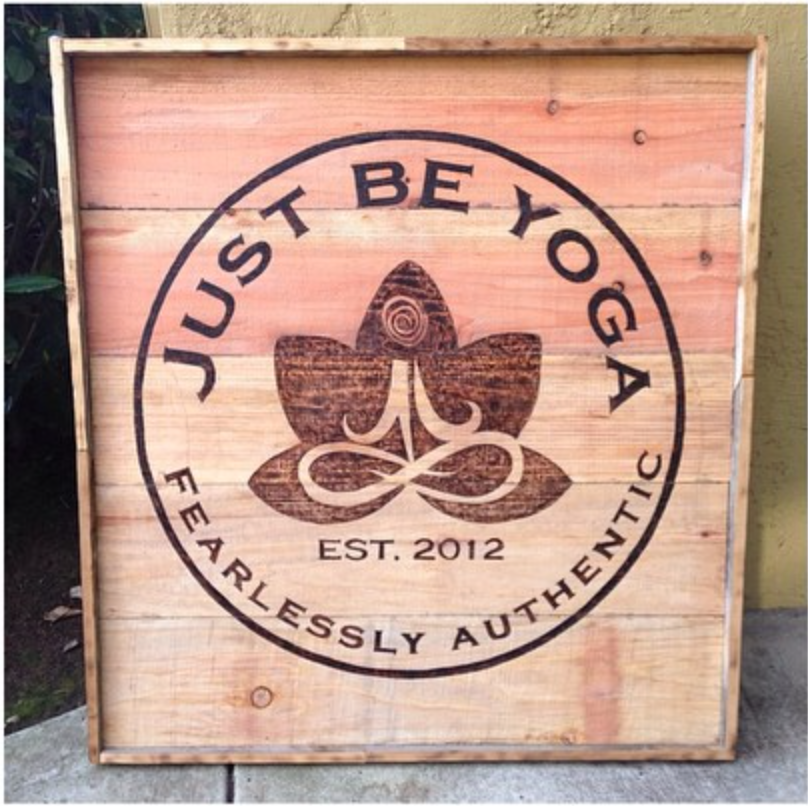 Just Be Yoga is my go-to spot in Walnut Creek