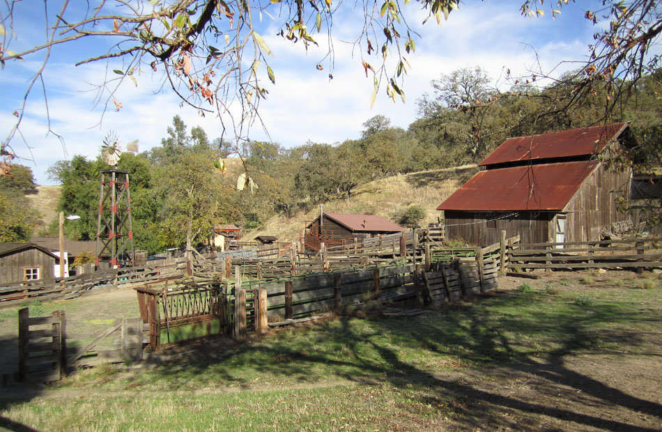 Old Borges Ranch Day this Saturday