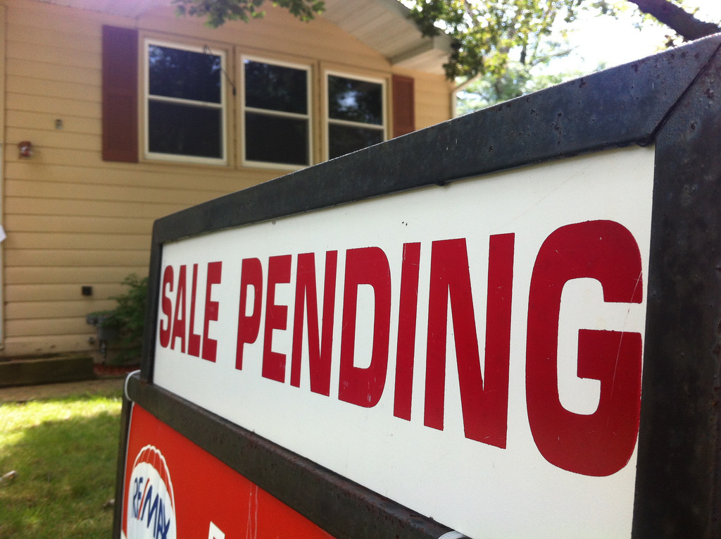 Pending home sales are down in CA – what does it mean?