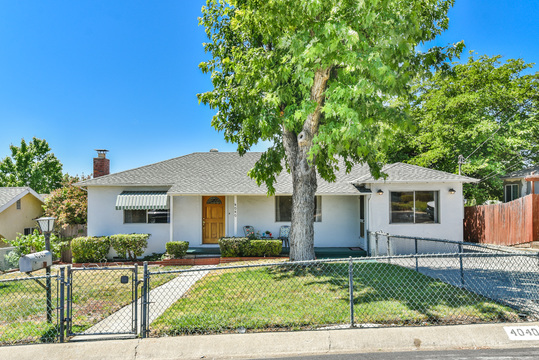 4040 Siino Ave, listed with views of Mt. Diablo.