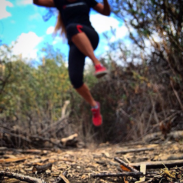 Trail running in the Bay Area