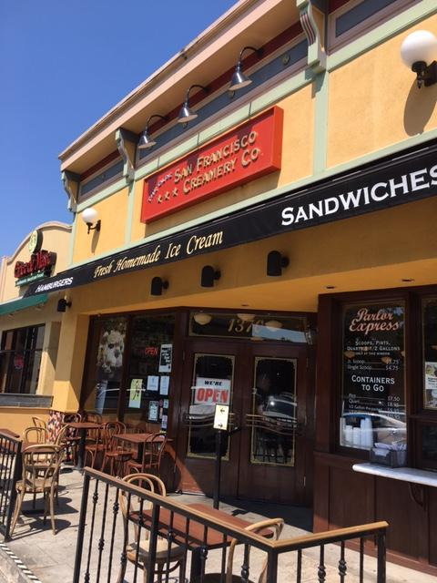 Beat the heat with San Francisco Creamery!