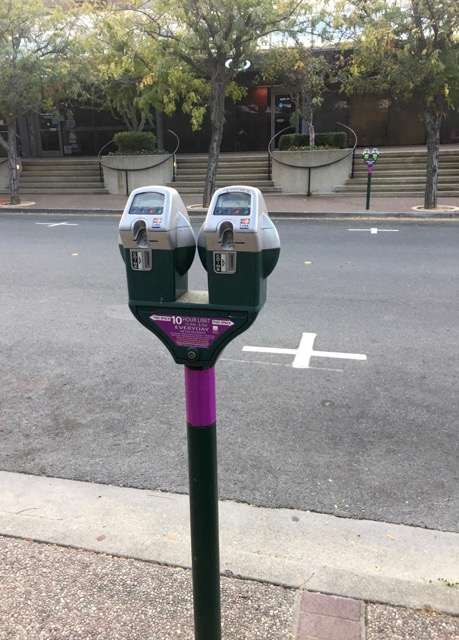 Walnut Creek experimenting with long-term street parking meters