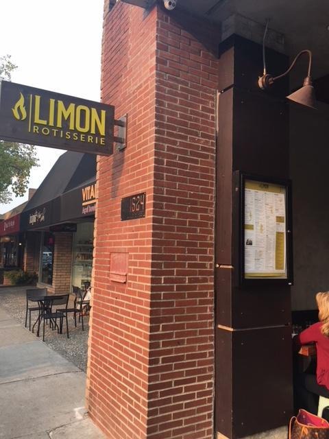 Check out Limon for great food and drinks!