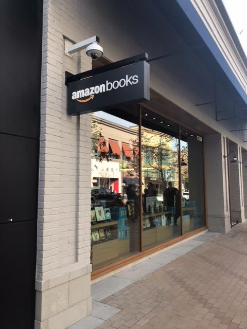 Amazon goes brick-and-mortar in Walnut Creek