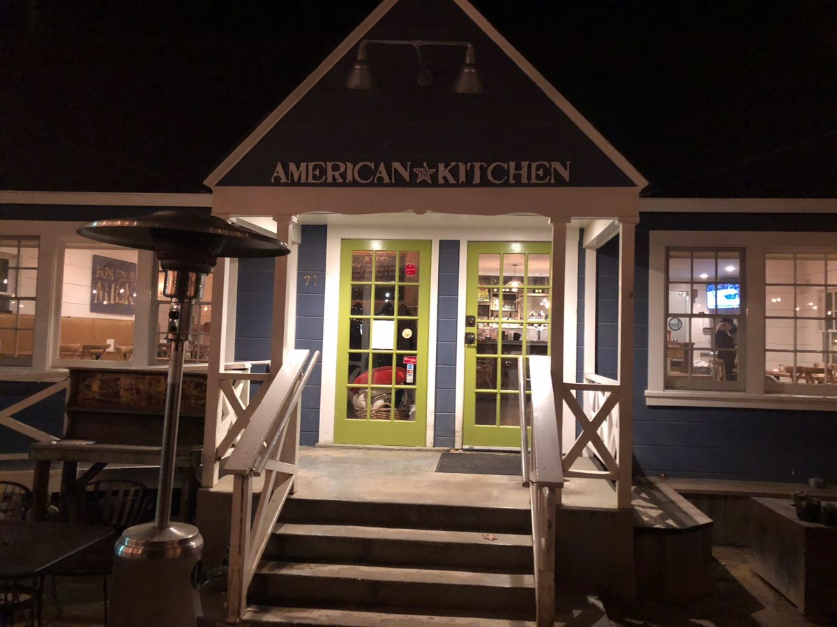 American Kitchen in Lafayette is cute, cozy and comforting