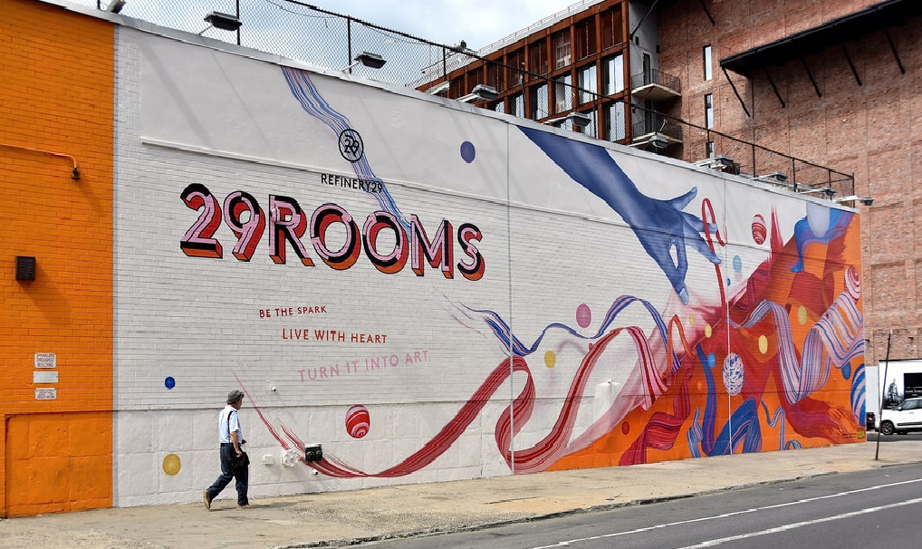 Next must-see pop-up? 29Rooms!