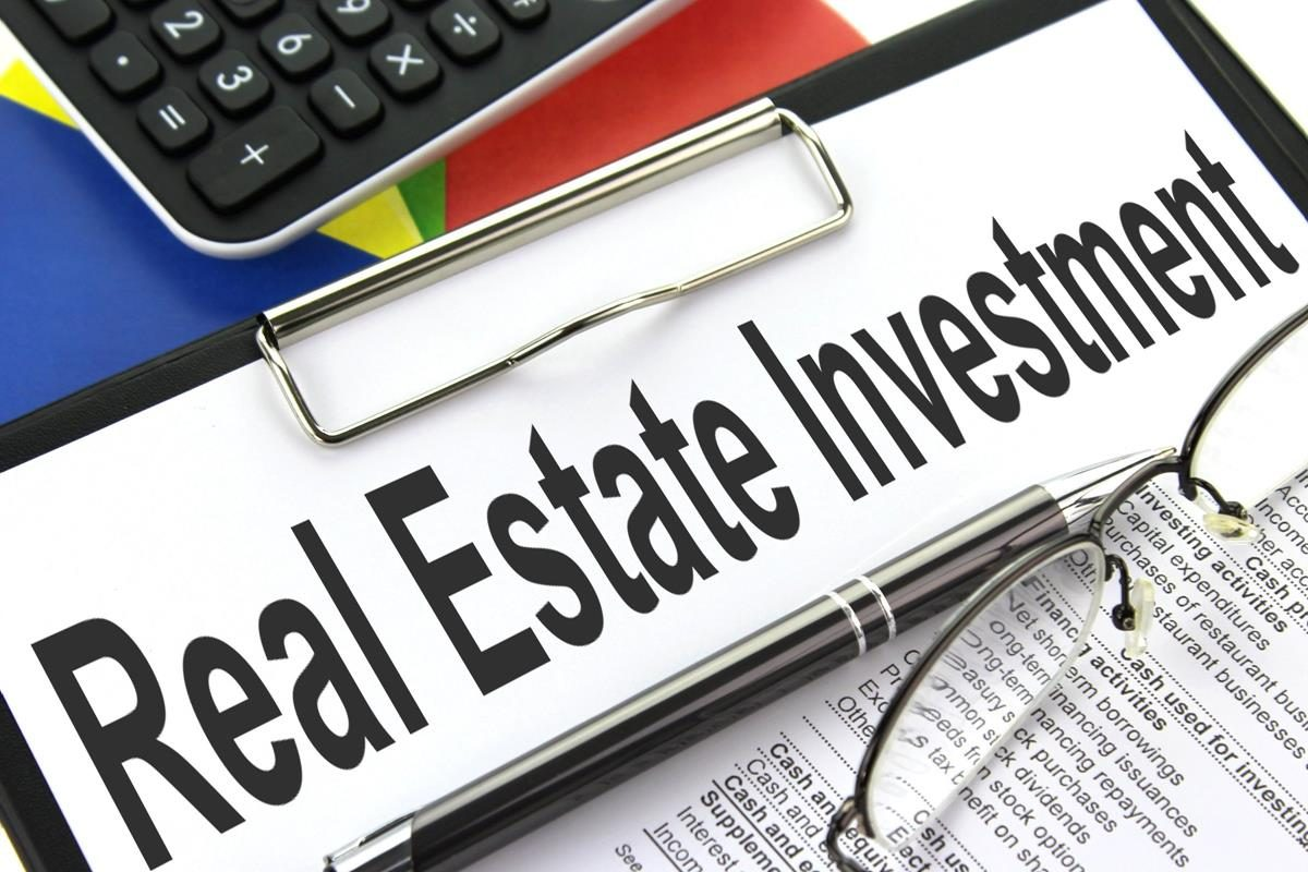 Real Estate is a GREAT investment!