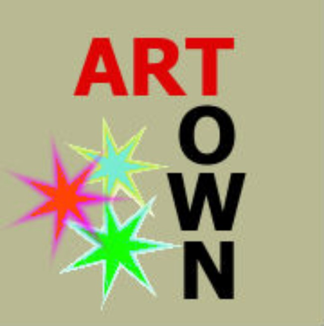 Art Town: Folded Square Alphabet G