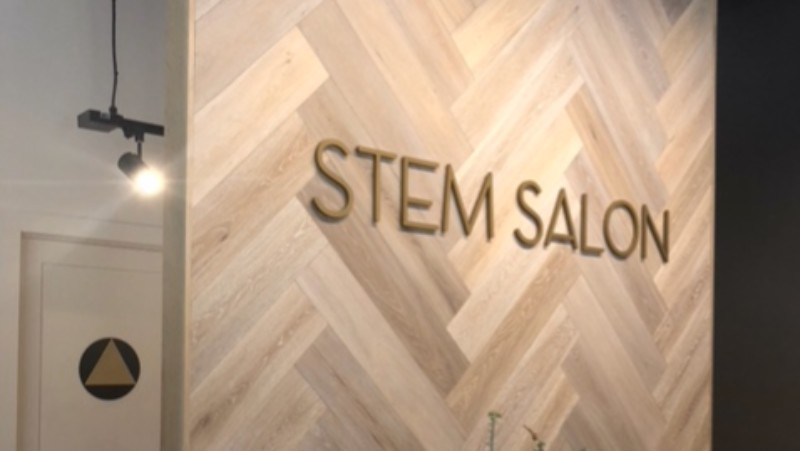 New and improved Stem salon does great work!