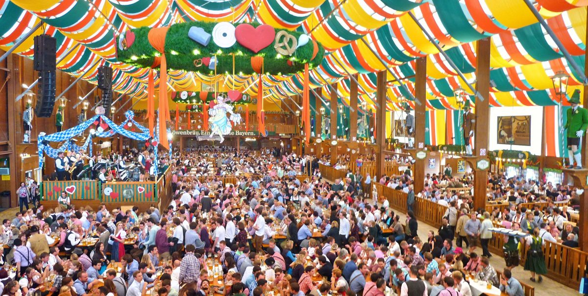 Oktoberfest comes to Walnut Creek!