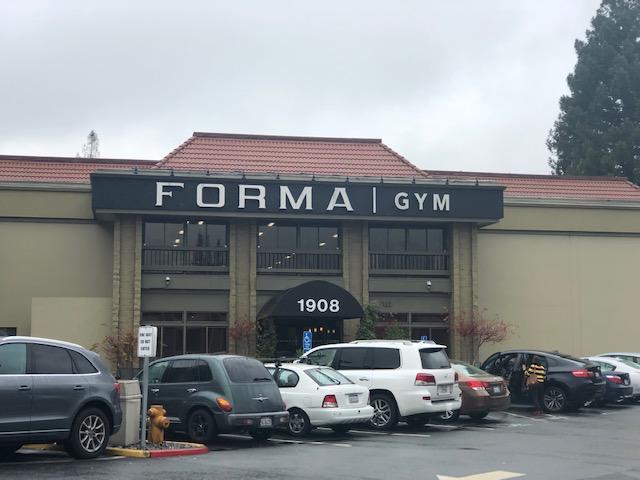 Forma Gym's transformation