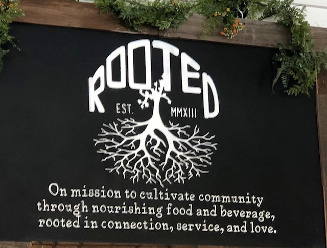 Rooted Coffee's roots in WC