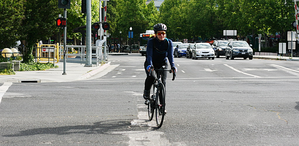 Take part in Bike to Work Day this week!