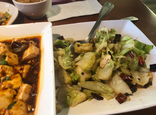 Sichuan Fortune House in Pleasant Hill: authenic Chinese food!