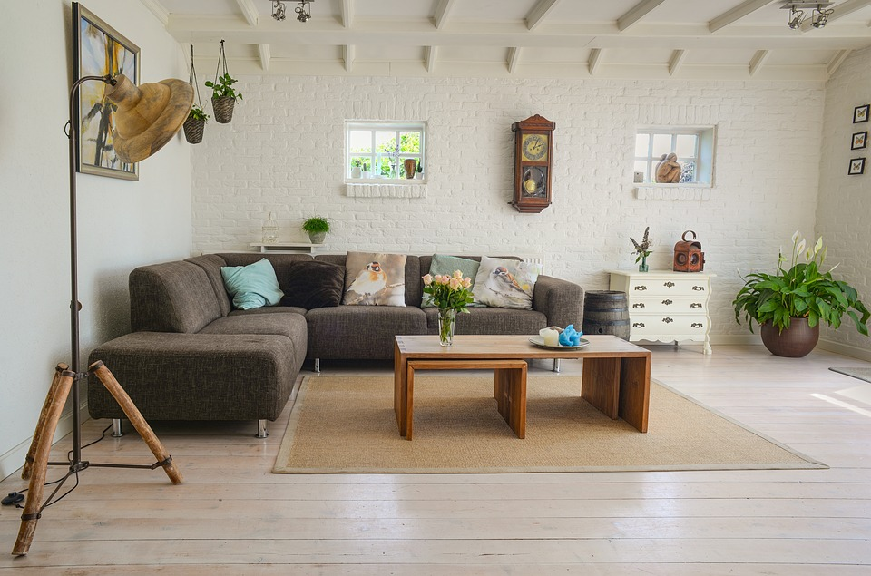 A survival guide for sellers living in a fully staged home