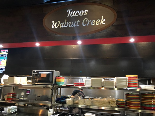 A new taco shop in Walnut Creek!