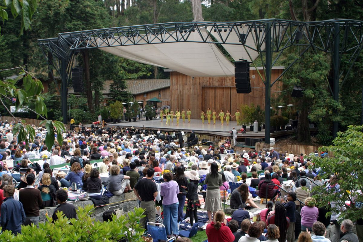 Ballet at Stern Grove!