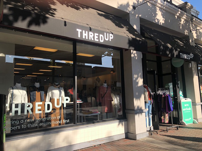 Have you used ThredUp?