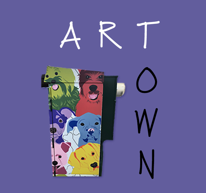 "Art Town: Re-visiting the ""Folded G"""
