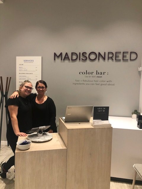 Madison Reed affordable hair color, now has brick & mortar in Walnut Creek!