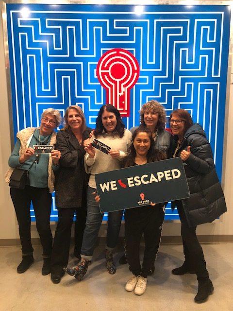 Escape Room: So much fun!
