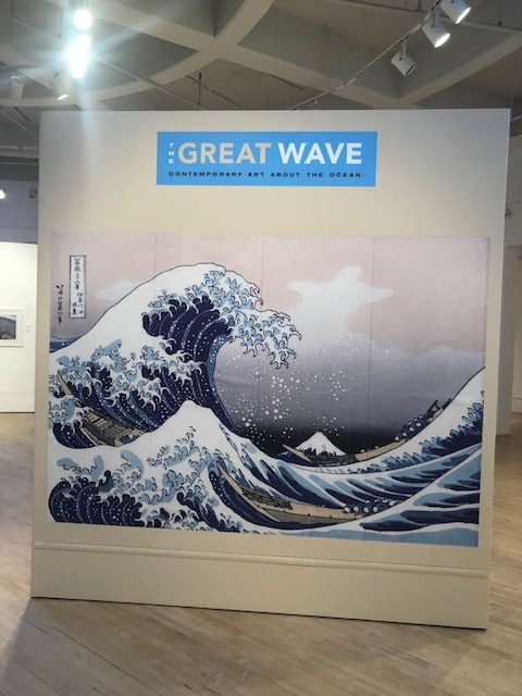 On View at the Bedford Gallery: The Great Wave