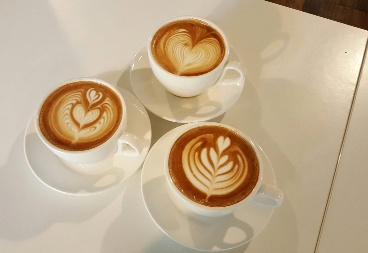 Come join me for my annual Love You A Latte event this weekend!