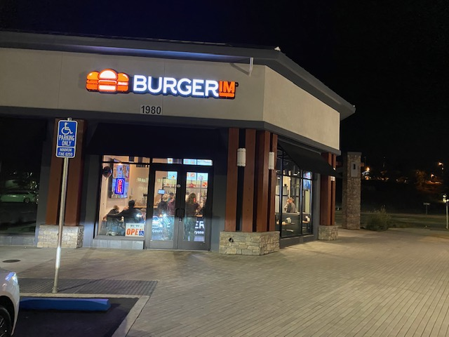 Burgerim in Walnut Creek