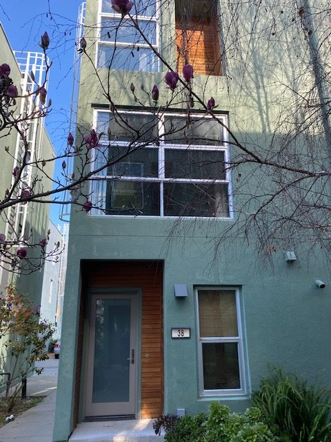 House for lease in Emeryville!